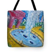Washington Sqaure Park Tote Bag