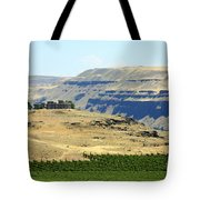 Washington Stonehenge With Vineyard Tote Bag