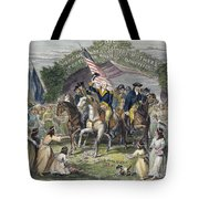 Washington: Trenton, 1789 Tote Bag