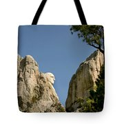 Washingtons Profile Tote Bag
