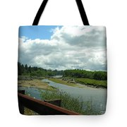 Washinton Coast 2 Tote Bag
