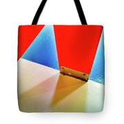 Washroom Indoor Structure Architecture Abstract Tote Bag