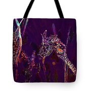 Wasp Insect Makrom Close Up Sting  Tote Bag