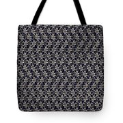 Waste In Space Tote Bag