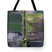 Waste Water Treatment Plant Tote Bag
