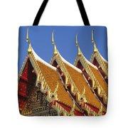 Wat Benjamabophit Tote Bag