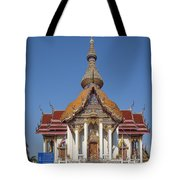 Wat Chaimongkron Phra Wihan Dthcb0088 Tote Bag