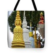 Wat Krom 31 Tote Bag