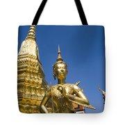 Wat Phra Kaeo Tote Bag