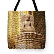 Wat Phra Kaew Tote Bag