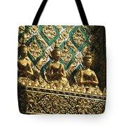Wat Phra Keo (grand Palac Tote Bag
