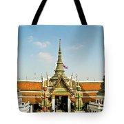 Wat Po Bangkok Thailand 13 Tote Bag
