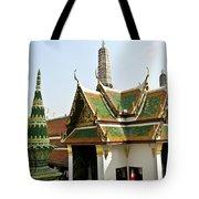 Wat Po Bangkok Thailand 14 Tote Bag
