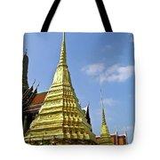 Wat Po Bangkok Thailand 18 Tote Bag