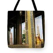 Wat Po Bangkok Thailand 22 Tote Bag