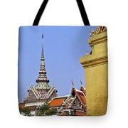 Wat Po Bangkok Thailand 6 Tote Bag