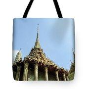Wat Po Bangkok Thailand 8 Tote Bag