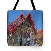 Wat Prachum Khongkha Phra Wihan Dthcb0174 Tote Bag