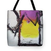 Watch And Listen Tote Bag by Cliff Spohn