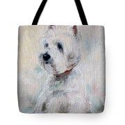 Watch Dog Tote Bag