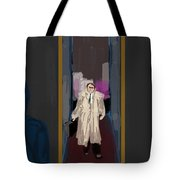Watch Out Tote Bag