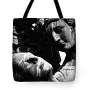 Watch Over Me  Tote Bag