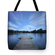 Watch The Day Go By Tote Bag