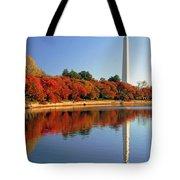 Watch The Leaves Turn Tote Bag