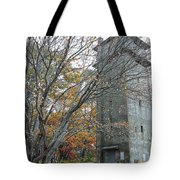 Watch Tower Tote Bag