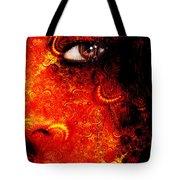 Watchful Spirit Tote Bag