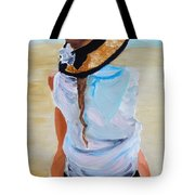 Watching A Generation Tote Bag