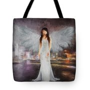 Watching Over Tote Bag