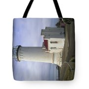 Watching The Bay Tote Bag