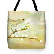 Watching The Clouds No 3 Tote Bag
