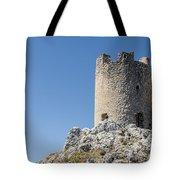 Watchtower Of Heaven 2  Tote Bag
