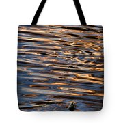Water Abstract 4 Tote Bag