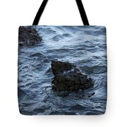 Water And A Rock Tote Bag