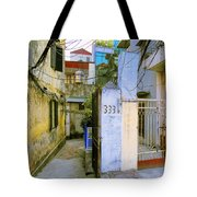 Water And Electric Paid Tote Bag