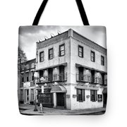 Water And Market Tote Bag
