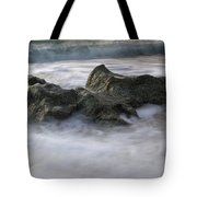 Water And Rocks Tote Bag
