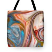 Water And Sand Tote Bag