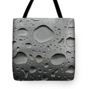 Water And Steel Tote Bag