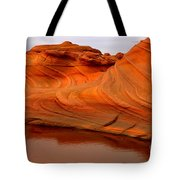 Water And The Wave Tote Bag