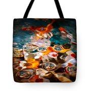 Water Art Tote Bag