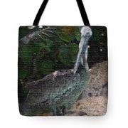 Water Bird Tote Bag