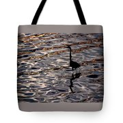 Water Bird Series 17 Tote Bag
