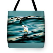 Water Bird Series 33 Tote Bag