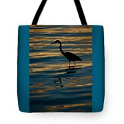 Water Bird Series 7 Tote Bag