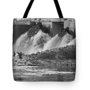 Water Birds Tote Bag