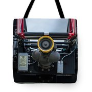 Water Cannon Tote Bag